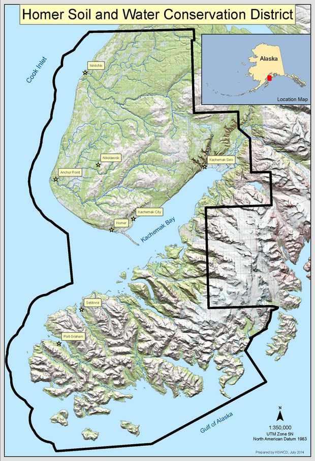 Home of Homer Soil and Water Conservation District Map Homer Alaska on chugiak ak map, homer airport, homer ak, anchorage wetlands map, homer beach, sitka ak map, nanwalek map, anchorage to fairbanks map, homer arkansas, homeric map, homer family, homer cartoon, homer alska, seward map, homer party, ak us map, whittier to anchorage map, kilcher homestead map,